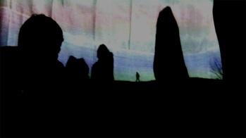 2013 – CIVICTV83 presents VIDEosonic RITUAL, Courtyard Theartre, London with Zentri Bau