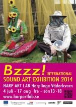2014 Bzzz! International Sound Art Exhibition, Sweden