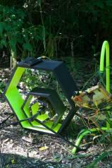 Hex Beecomb Magnetic EMF Resonator 2018